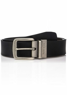 Perry Ellis Men's Porfolio Casual Reversible Belt mm black
