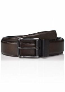 Perry Ellis Men's Portfolio Casual  Reversible Belt 35mm
