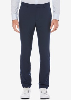 Perry Ellis Portfolio Extra Slim-Fit Solid Water Repellent Men's Dress Pants