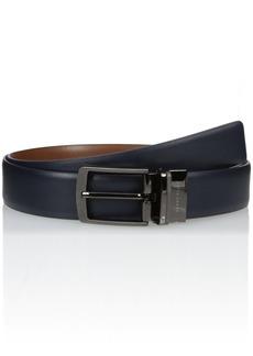 Perry Ellis Men's Portfolio Men's First  Reversible Belt
