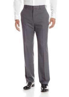 Perry Ellis Men's Portfolio Plaid Modern Fit Performance Pant  34x32