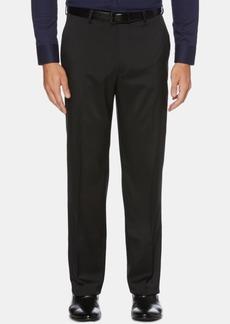 8f434c9ab8 Perry Ellis Men's Portfolio Classic-Fit Performance Stretch Crosshatch Dress  Pants