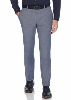 Perry Ellis Men's Portfolio Slim Fit Stretch Stripe Pants  28x30
