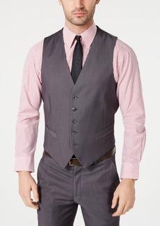 Perry Ellis Men's Portfolio Slim-Fit Stretch Suit Vests