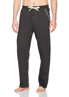Perry Ellis Men's Portfolio Staycation Light Weight Fleece Pant  M