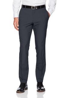 Perry Ellis Men's Portfolio Very Slim Solid Tech Pant  38x32