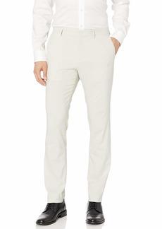 Perry Ellis Men's Portfolio Very Slim Water Repellent Pants  36x34