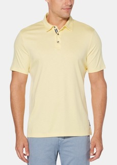 Perry Ellis Men's Regular-Fit Textured Ultra Soft Touch Polo