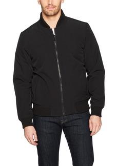 Perry Ellis Men's Reversible Bomber Jacket  XL