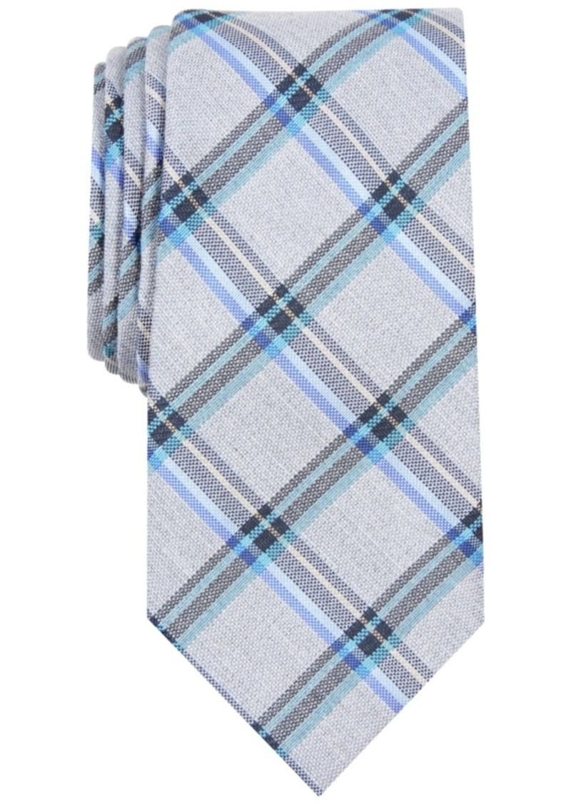 Perry Ellis Men's Rijkaard Plaid Tie