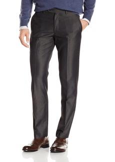 Perry Ellis Men's  Sharkskin Suit Separate Pant