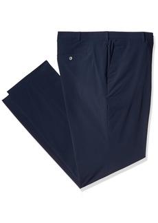 Perry Ellis Men's Size Slim Fit Tall Solid Tech Pant Dark SAPPHIRET 405 40W X 36L