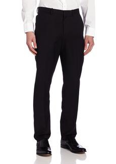 Perry Ellis Men's Slim Fit Flat Front Pant  38x30