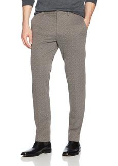 Perry Ellis Men's Slim Fit Jacquard Suit Pant Partridge-4CFB7307 33W X 32L