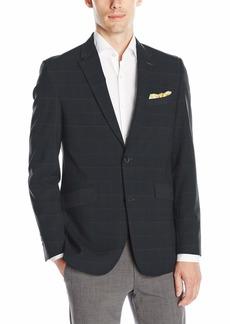 Perry Ellis Men's Slim Fit Machine Washable Suit Jacket  X Large/ Regular
