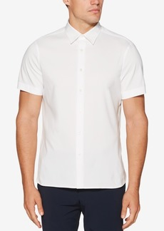 Perry Ellis Men's Slim-Fit Performance Shirt