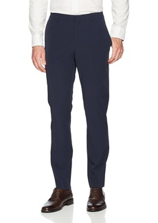 Perry Ellis Men's Slim Fit Solid Tech Pant  38W X 30L