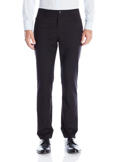 Perry Ellis Men's Slim Fit Stretch 4 Pocket Pant  32Wx29L