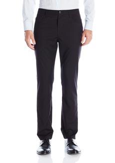 Perry Ellis Men's Slim Fit Stretch 4 Pocket Pant  36Wx32L