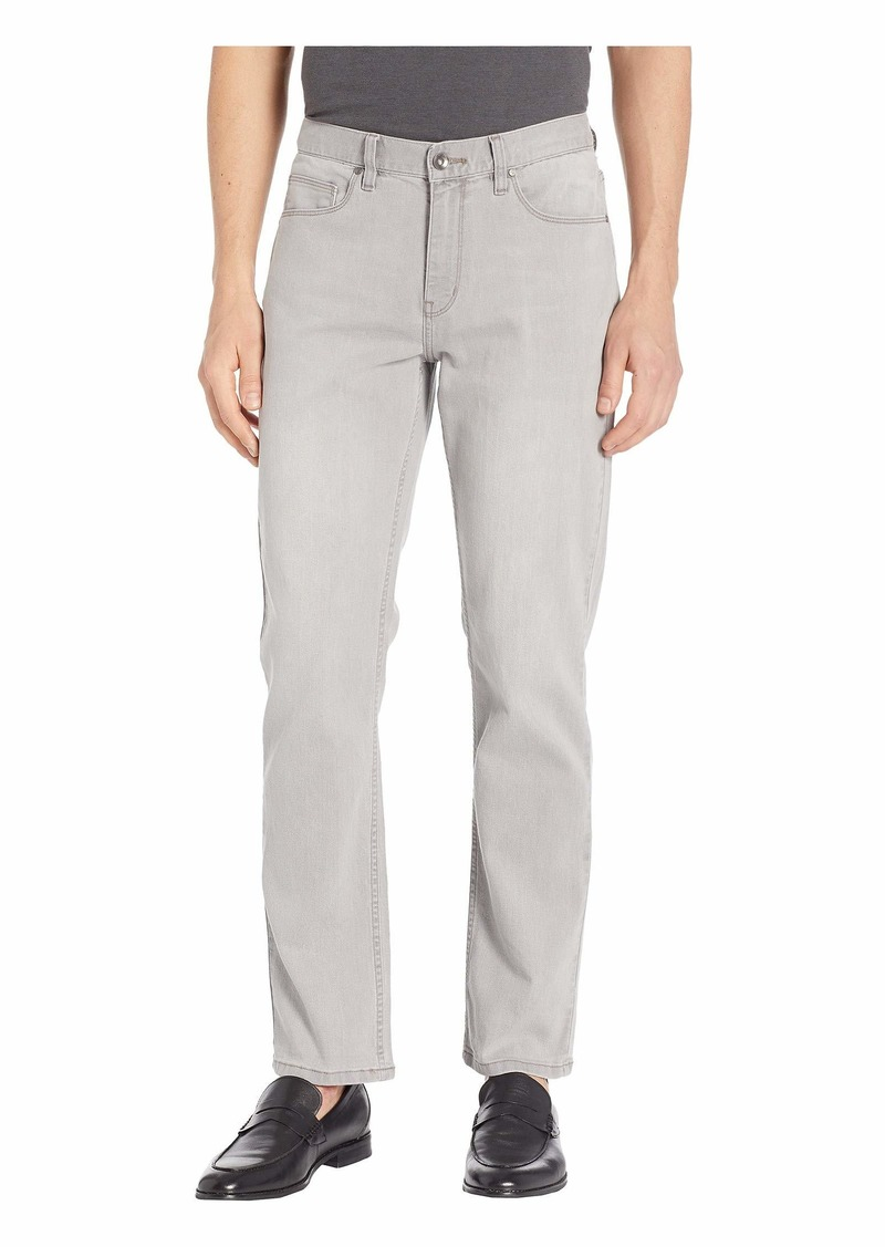 Perry Ellis Men's Slim Fit Stretch  5 Pocket Pant