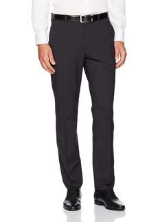 Perry Ellis Men's Slim Fit Stretch Check Pant  31x30