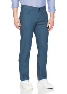 Perry Ellis Men's Slim Fit Stretch Light Weight 5 Pocket Pant  32W X 32L