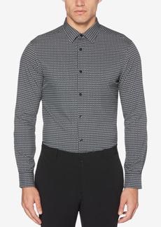 Perry Ellis Men's Slim-Fit Stretch Shirt