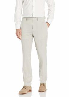 Perry Ellis Men's Slim Fit Stretch Suit Pant