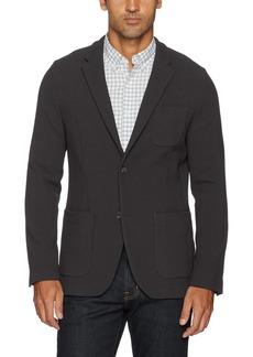 Perry Ellis Men's Slim Fit Stretch Texture Knit Jacket