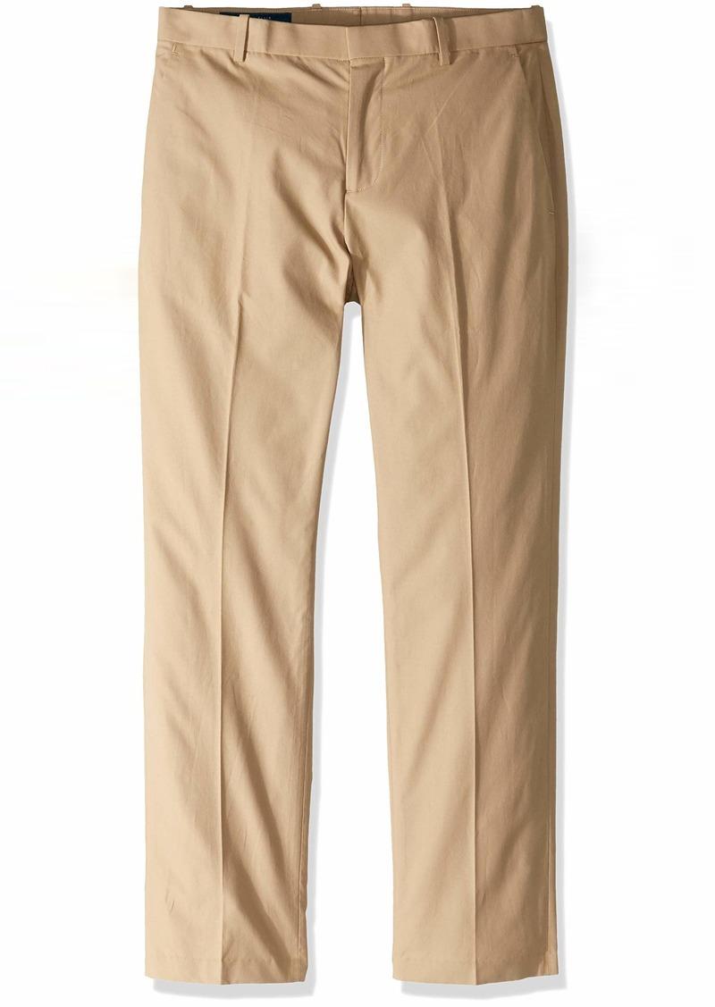 Perry Ellis Men's Slim Fit Travel Luxe Cotton Pant  36W X 30L