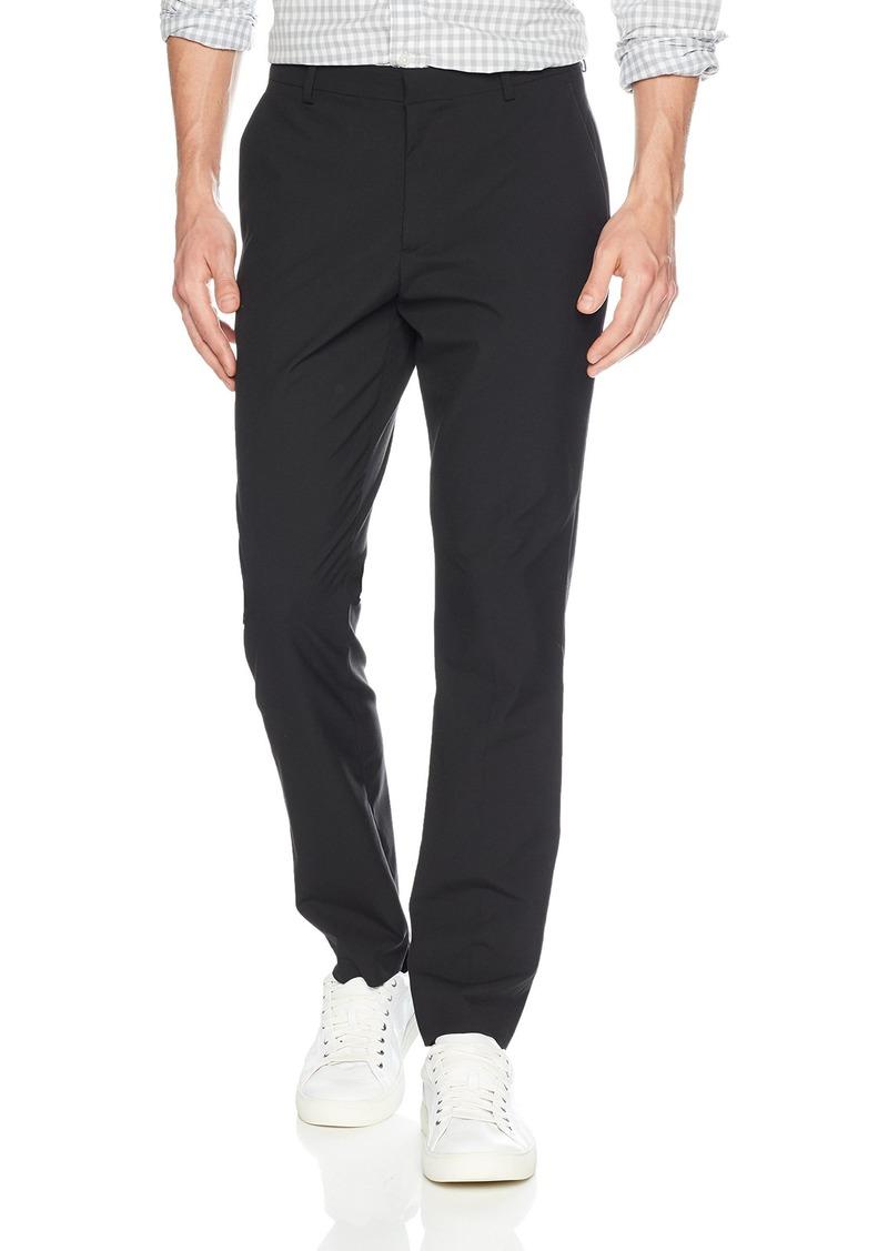 Perry Ellis Men's Slim Fit Washable Tech Pant  38W X 30L