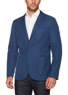 Perry Ellis Men's Slim Sport Fit Water Resistant Sportcoat   Regular