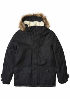 Perry Ellis Men's Snorkel Parka Jacket