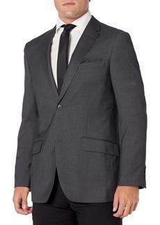 Perry Ellis Men's Solid Stretch Suit Jacket  XX Large/ Regular