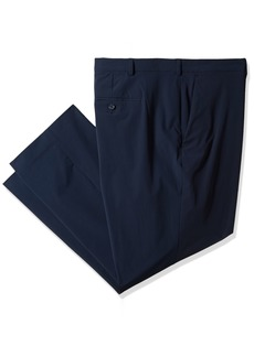 Perry Ellis Men's Solid Tech Pant Big Size  44W X 30L
