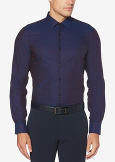 Perry Ellis Men's Spill-Resistant Shirt