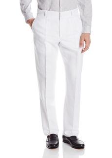 Perry Ellis Men's Standard Linen Suit Pant  31W X 30L