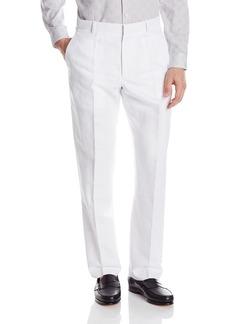 Perry Ellis Men's Standard Linen Suit Pant  36W X 34L