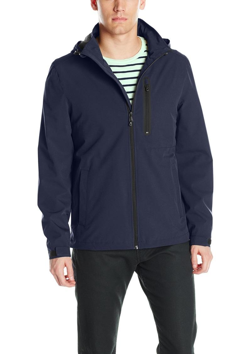 Perry Ellis Men's Stetch Poly Packable Jacket  XXL