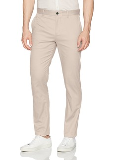 Perry Ellis Men's Stretch 5 Pocket Bedford Chino Pant  31W X 32L