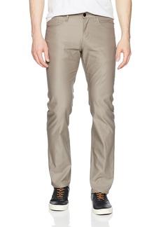 Perry Ellis Men's Stretch Cotton Tech 5 Pocket Pant  31W X 32L