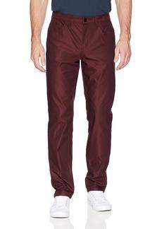 Perry Ellis Men's Stretch Cotton Tech 5 Pocket Pant  34W X 30L