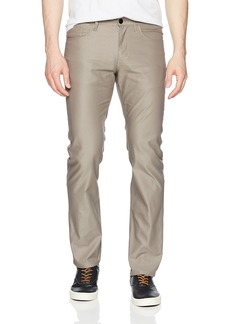 Perry Ellis Men's Stretch Cotton Tech 5 Pocket Pant  36W X 32L