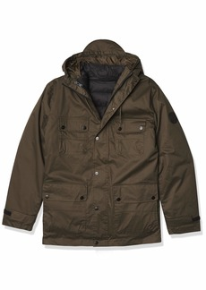 Perry Ellis Men's Systems Jacket with Vestee