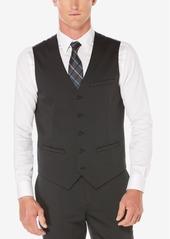Perry Ellis Men's Techno Slim-Fit Wrinkle-Resistant Suit Vest