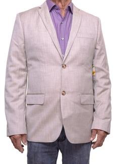 Perry Ellis Men's Texture PVL Suit Jacket  Large/