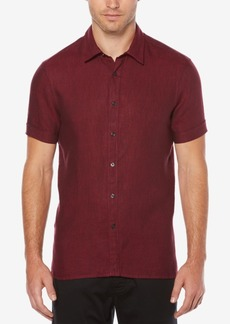 Perry Ellis Men's Textured Shirt