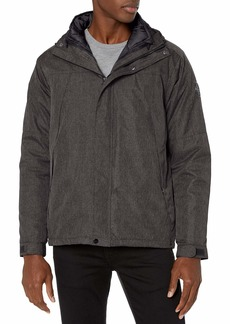 Perry Ellis Men's Three in One Tech Systems Jacket