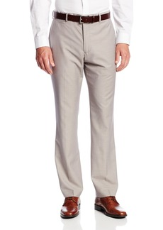 Perry Ellis Men's Travel Luxe Modern Fit Solid Pant  36x34