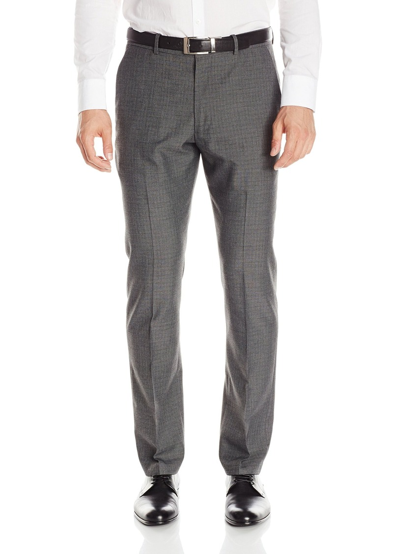 b850d89c64 Men s Travel Luxe Slim Fit Subtle Window Pane Pant 38x29. Perry Ellis.   44.99  27.00. from Amazon Fashion
